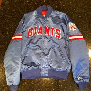 Giants Starter Jacket